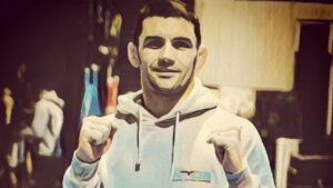 Denis Kelly MMA