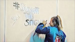 Erin Herle - Submit The Stigma