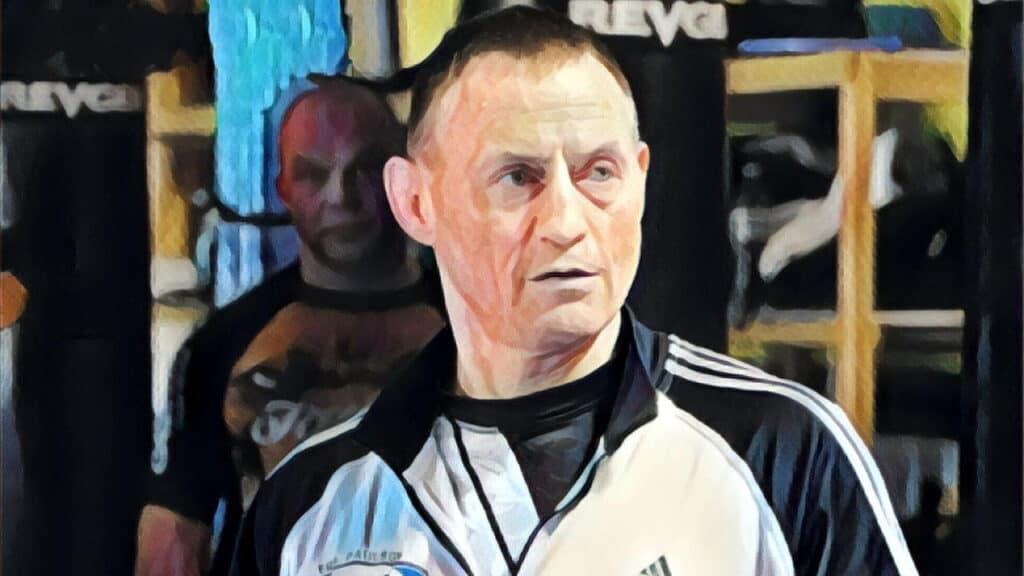 Greg Nelson MMA