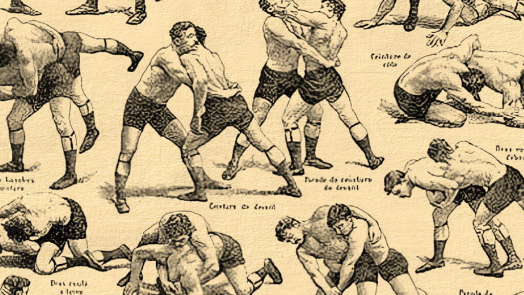 History Of Catch Wrestling With Jake Shannon