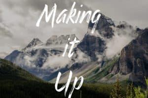 Making it Up by Wayne Brady