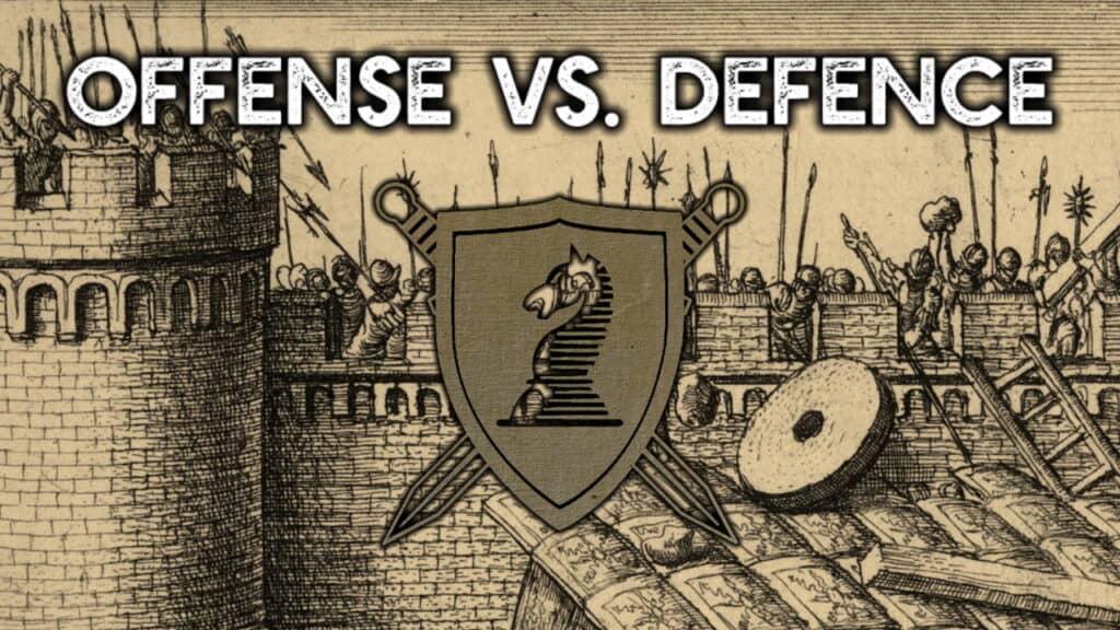 Offense vs Defense