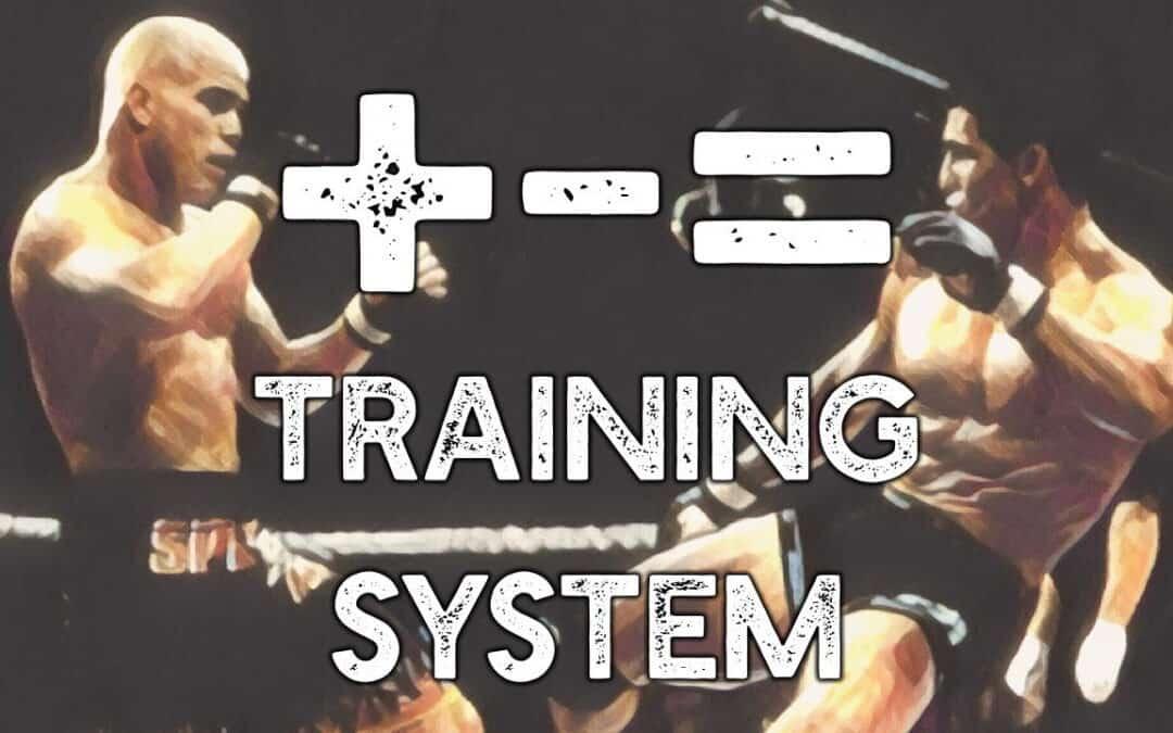 The Plus, Minus, Equals training system of Frank Shamrock