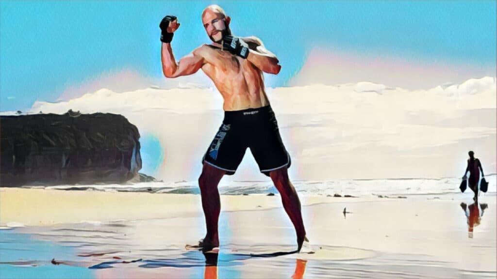 Richy Walsh UFC Performance Institute