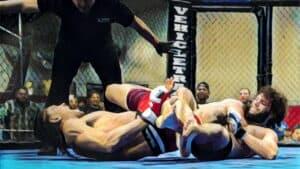 Robert Degle MMA Leg Locks