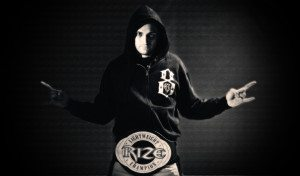 Sonny Brown MMA Rize Champion