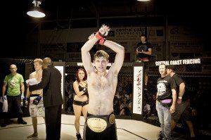 Sonny Brown MMA TUFFA Champion