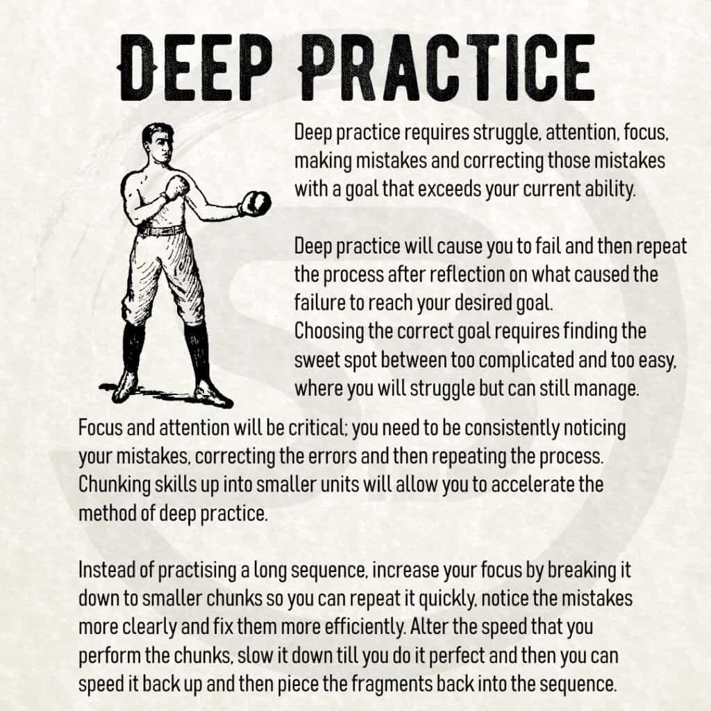 The Talent Code - Deep Practice